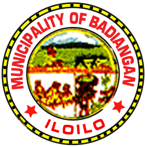 Municipal Seal of Badiangan