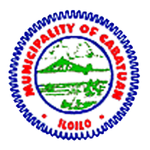 Municipal Seal of Cabatuan